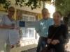 W szkole France Langue - Nicea, Francja