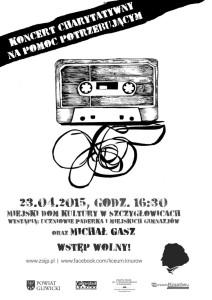 plakat koncert 2