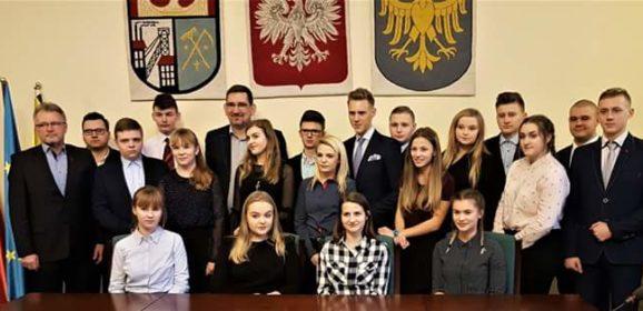 Pierwsza sesja Młodzieżowej Rady Miasta