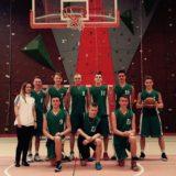 Awans koszykarzy do półfinałów Licealiady