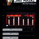 BezMaski….czyli spotkanie z amatorskim teatrem